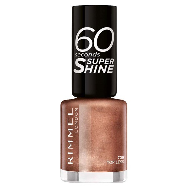 Rimmel  60 Seconds Top Less 709