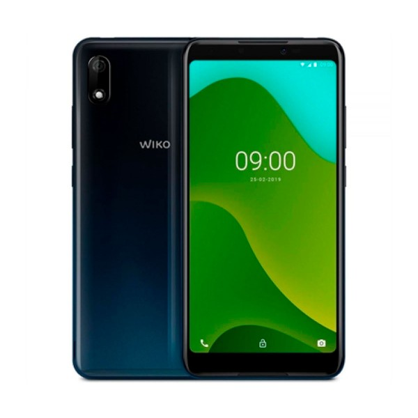 Wiko y70 azul móvil 3g dual sim 5.99'' tft hd+/4core/16gb/1gb ram/8mp/5mp