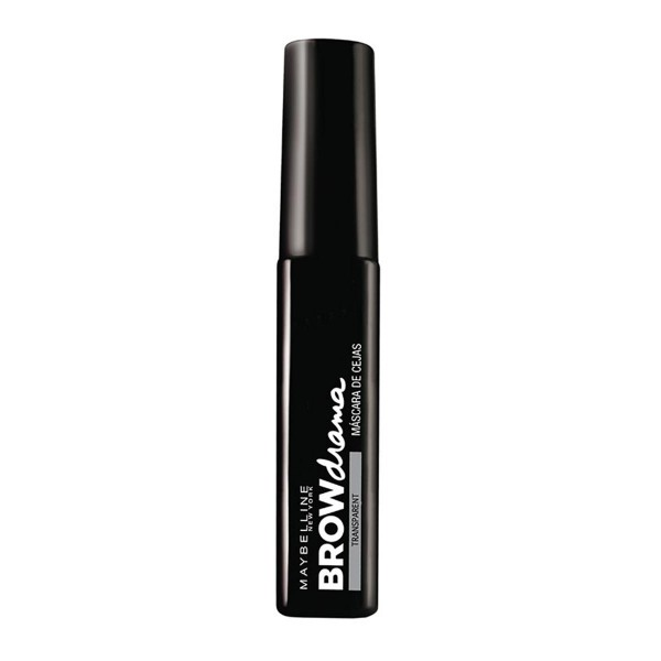 Maybelline browdrama mascara de pestañas transparent
